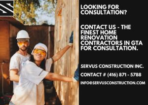 home renovation consultation